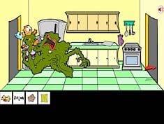 Garfield Crazy Rescue GRATIS en JuegosJuegosmx
