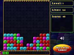 DROP BLOCKS juego online en JuegosJuegos.com