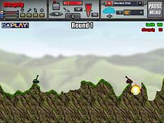 Battle tanks multiplayer game