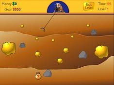 Gold Digger Spel