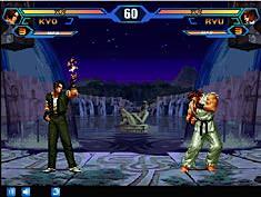 KING OF FIGHTERS 4 juego online   JuegosJuegos.com