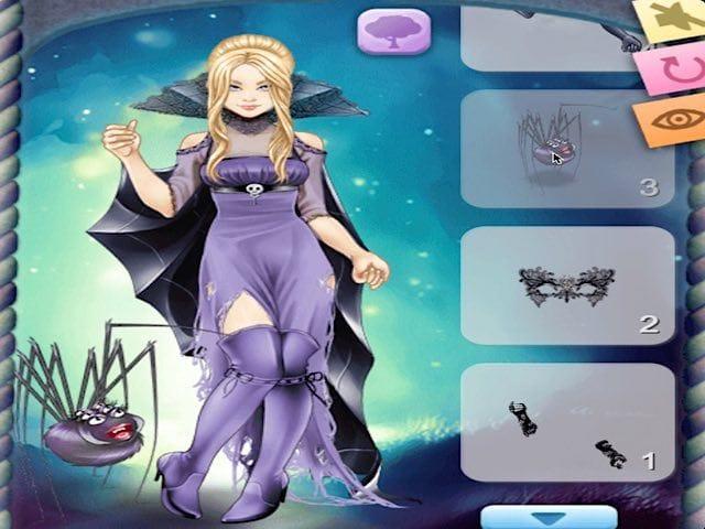 Halloween Lily Juego Online En Juegosjuegos