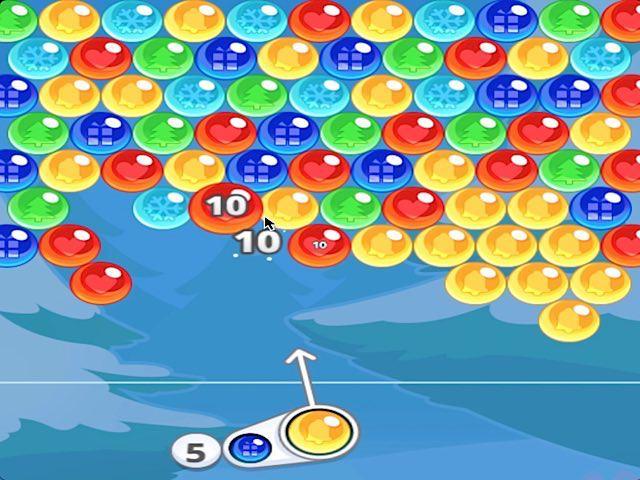 Bubble Charms Xmas Juegos De Burbujas En Juegosjuegos Com