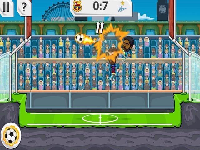 Y8 Football League Juego Online Juegosjuegos Mx
