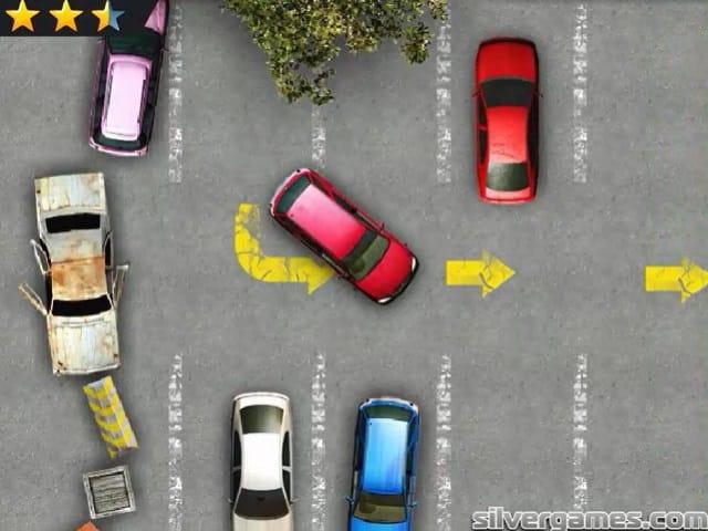 Parking fury juegos de coches en for Parking de coches
