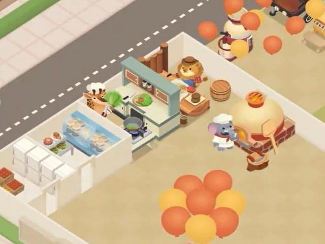 Dining Zoo | Juegos de Cocina en JuegosJuegos.com