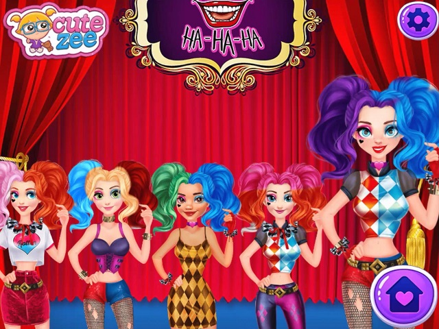 Harley Quinn Secret Mission Juego Online En Juegosjuegos